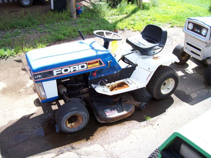 Used Ford Lawn Tractor : Bar h implement stone lake wisconsin new holland