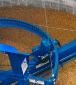 Ring Drive Silo Unloader