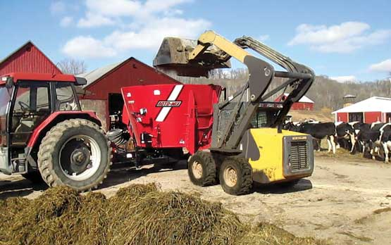 ROTO-MIX TMR Mixers :: L&L Sales and Service - Your Cow Comfort Zone