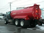 Truck-Mounted Liquid Spreaders